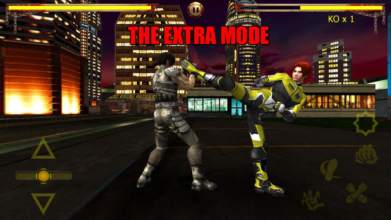 Fighting Tiger - Liberal - screenshot