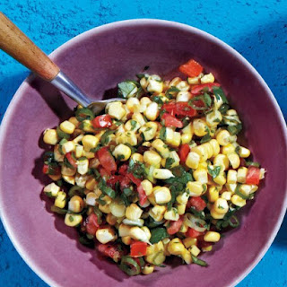Corn and Tomato Relish