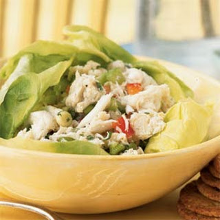 Lump Crab Salad.