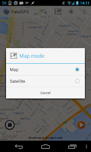 Fake GPS Go Location Spoofer v 4.9.1 [Paid] APK 5