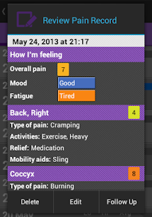 FibroMapp - for Health Rising - screenshot thumbnail