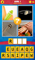 Screenshot of 4 Pics 1 Word: Impossible Game