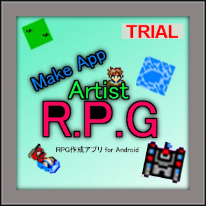 RPG MakeApp Artist Trial for PC and MAC