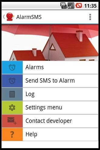 AlarmSMS