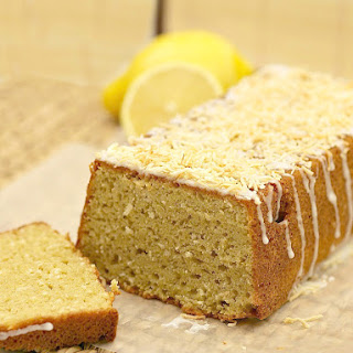 Lemon Coconut Pound Cake