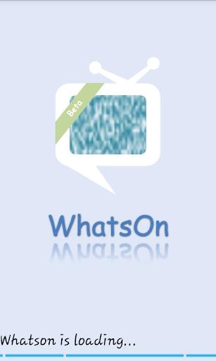 WhatsOn Social TV