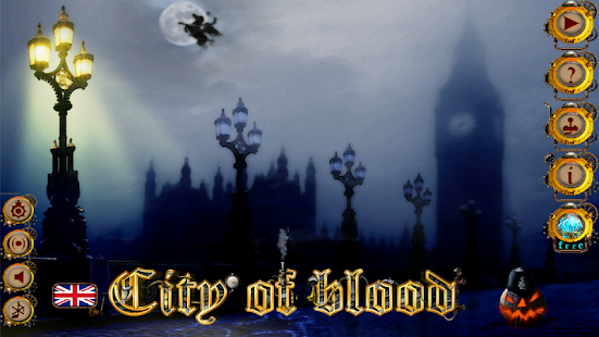 Hidden Object: City of Blood