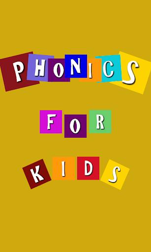 Phonics For Children