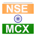 NSE MCX NCDEX Live MarketWatch icon