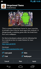 Apex Launcher Screenshot 6