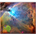 Orion Nebula GO SMS Theme Don8