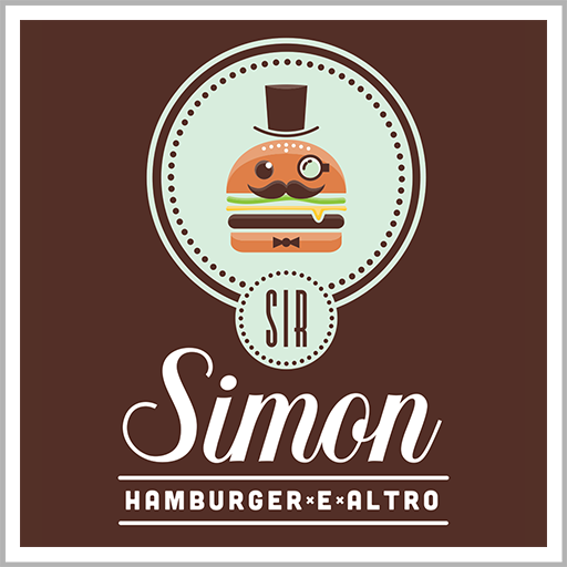 Sir Simon Hamburger e altro LOGO-APP點子