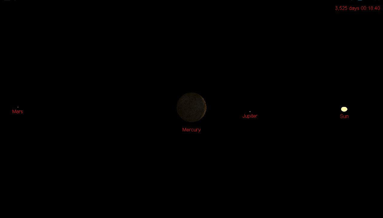 solar system simulator mac os x - photo #35