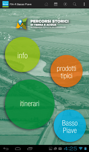 【免費旅遊App】PIA-R Basso Piave-APP點子