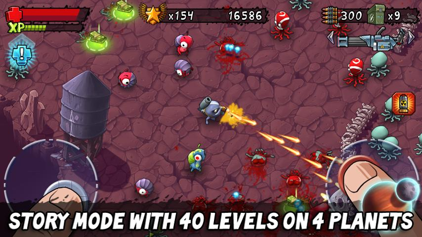 Monster Shooter - screenshot