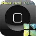 Next Launcher Theme iPhone5 icon