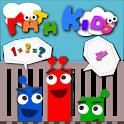 Math Kids:Mathmatics practice icon