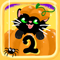 Halloween Games: Kids Puzzle 2 icon