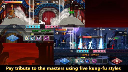 One Finger Death Punch 5.19 APK MOD screenshots 2
