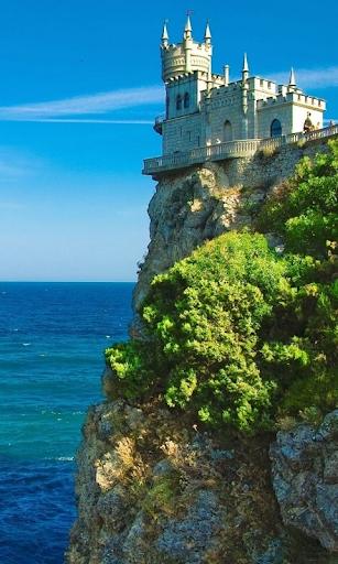 Crimea HD Live Wallpaper