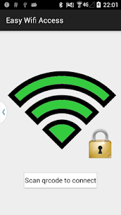 Easy Wifi Access- screenshot thumbnail