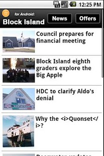 Block Island Times - screenshot thumbnail