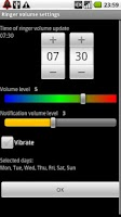 Screenshot of Phone Silencer