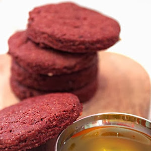 Extra Virgin Olive Oil Chocolate and Hazelnut Cookies