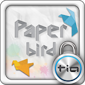 Tia Locker  Paper Bird Theme