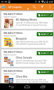 Pushpins Grocery Coupons screenshot 4