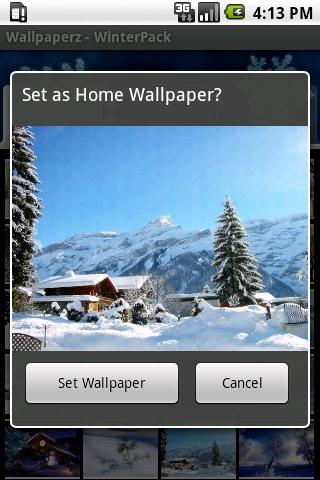 Winter Wallpapers + - screenshot