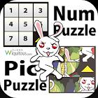 ナンパズ&ピクパズ icon