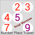 Number Place Trainer Trial icon