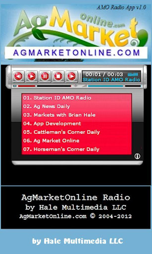 AgMarketOnline Radio