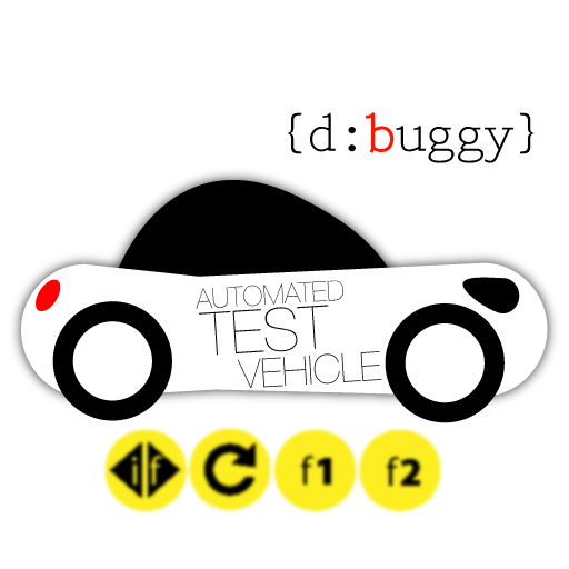 d:buggy LOGO-APP點子