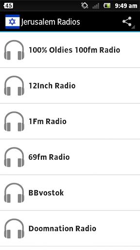 Haifa Radios
