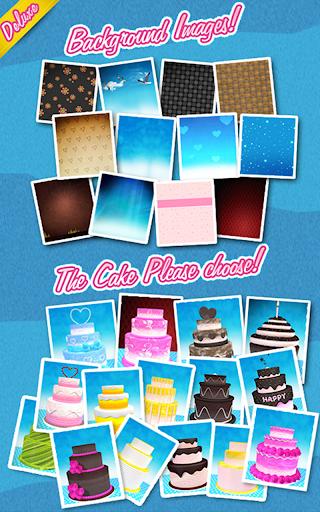 玩免費休閒APP|下載生日蛋糕(豪華) app不用錢|硬是要APP