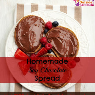 Soy Chocolate Spread.