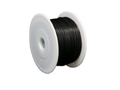 Black PLA Filament - 1.75mm