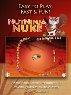 Nut Ninja Nuke- screenshot thumbnail