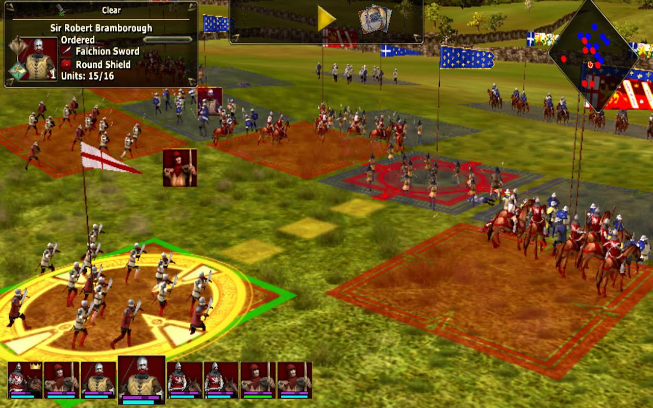Great Battles Medieval THD - screenshot