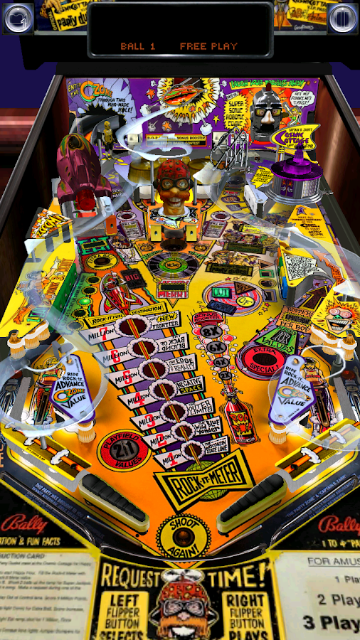 Pinball Arcade- screenshot
