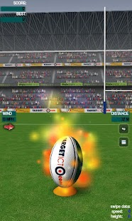 Real Rugby Flick- screenshot thumbnail