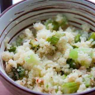 Cauliflower Rice Gone Wild