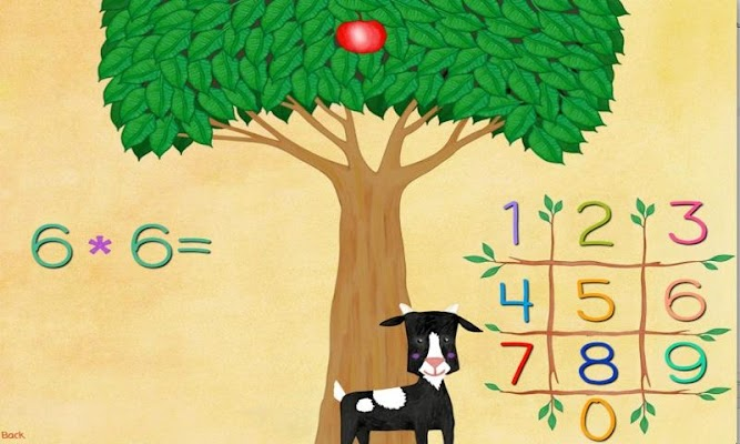 Times Tables for Kids Free - screenshot