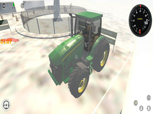 Tractor Farm Driving 3D