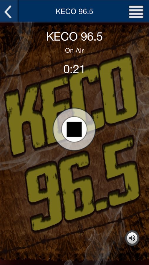 KECO 96.5- screenshot