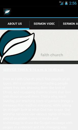 Faith Church Mobile