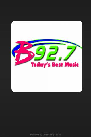 B 92.7 FM