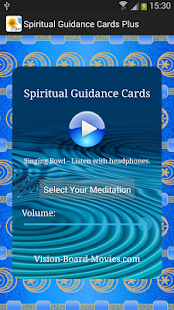 Spiritual Guidance Cards Plus- screenshot thumbnail